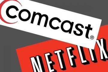 comcast y netflix