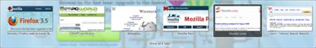 Previsualizaciones de pestañas en Firefox, ¿por fin?