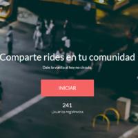 'Comparte Ride', la plataforma creada por estudiantes en CDMX