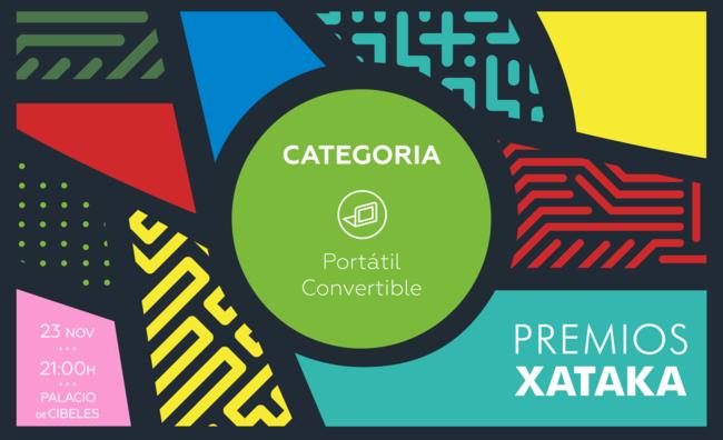 Premios Xataka 2017 Convertible