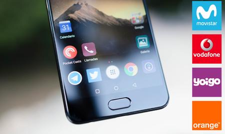 Huawei P10 Plus: comparativa de precios a plazos definitivos con Movistar, Vodafone y Yoigo