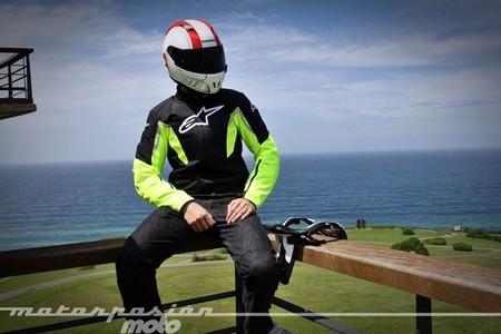 Viper Textile Jacket de Alpinestars, prueba. Frescor y protección, todo en uno