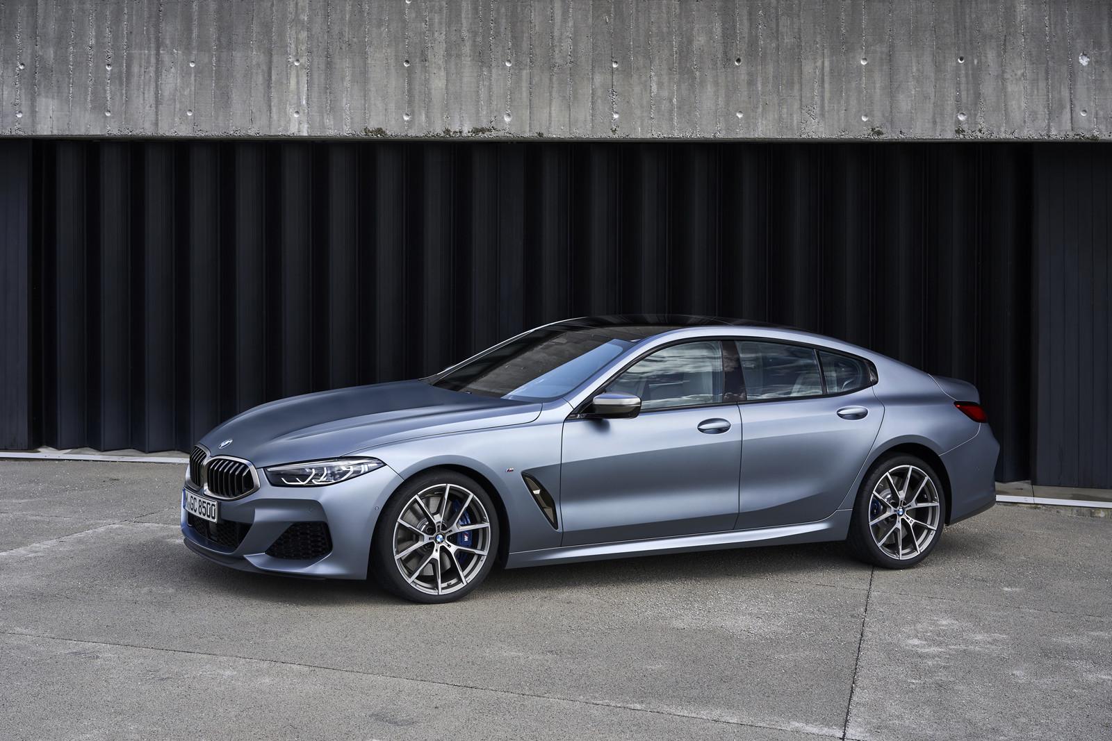 Foto de BMW Serie 8 Gran Coupé (presentación) (11/159)