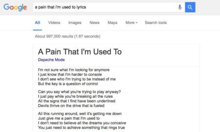 Google ofrecerá también letras de canciones gracias a un acuerdo con LyricFind