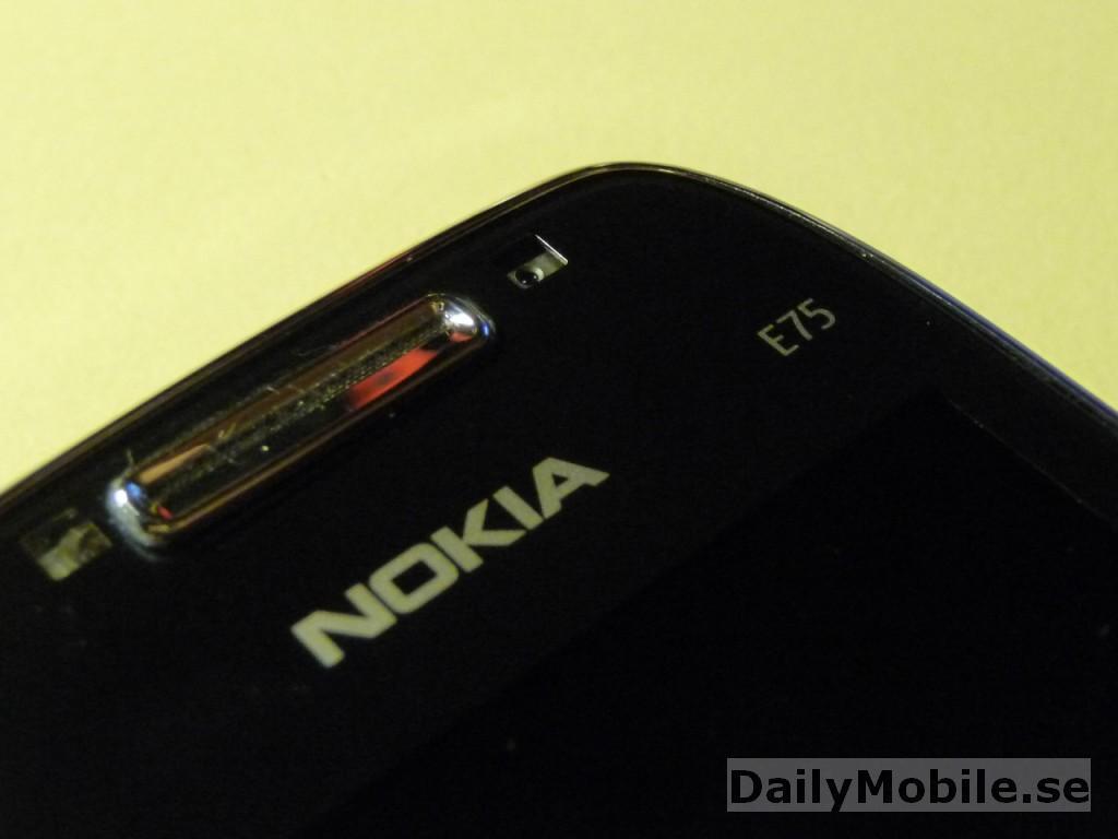 Nokia E75, nuevas imágenes
