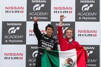 Un mexicano es campeón de la Nissan GT Academy 2014
