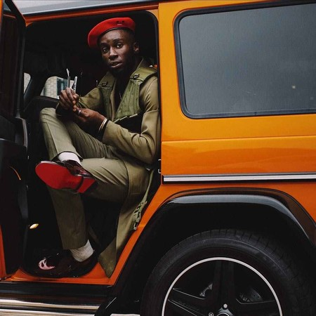 El Mejor Street Style De La Semana Llega De La Mano De La London Fashion Week Men S 12