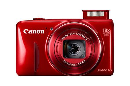 Canon SX600 HS