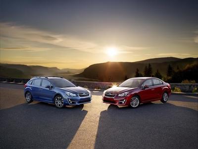 Subaru Impreza 2015 recibe sutiles cambios