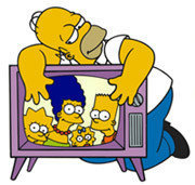 Los Simpsons, mejor serie de animación del 2005