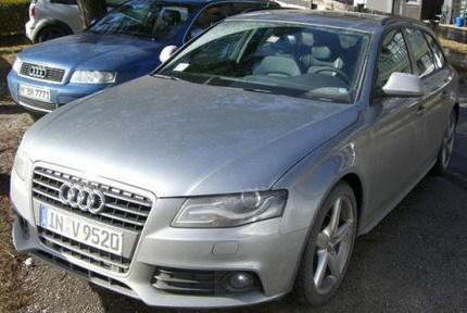 Audi S4 Avant, fotos espía