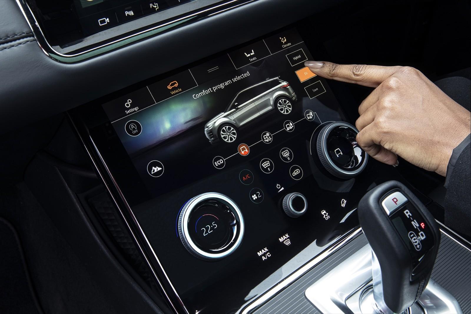 Foto de Range Rover Evoque PHEV 2020 (1/8)