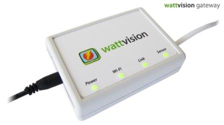 Wattvision, sistema para controlar el gasto energético en tiempo real