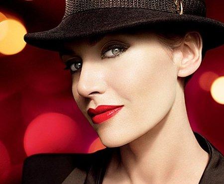 Kate Winslet protagoniza una colección de Lancôme para Navidad
