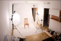 Todo lo que necesitas si quieres montar tu estudio para retratos