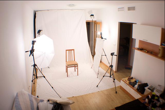 Todo lo que necesitas si quieres montar tu estudio para - Como hacer fotos a bebes en casa ...