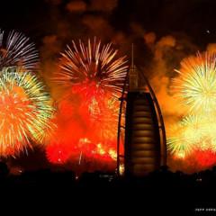Foto 2 de 4 de la galería dubai-fuegos-artificiales-ano-nuevo en Embelezzia
