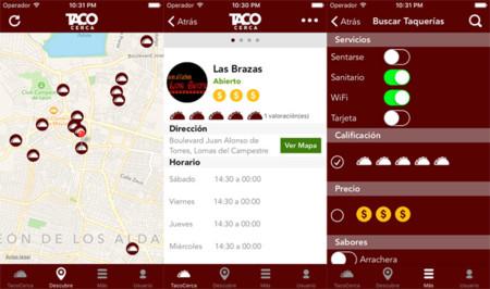 Tacocerca App