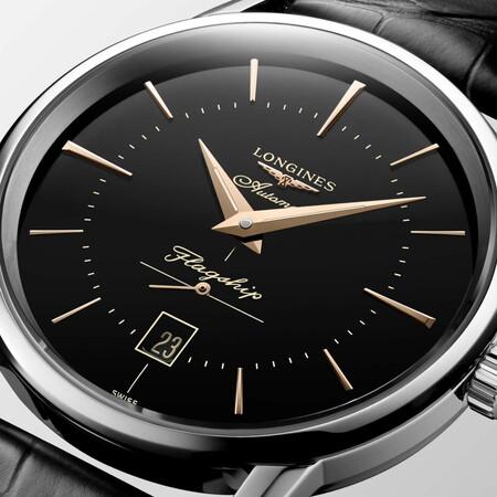 Longines Revive Un Diseno De Los Anos Cincuenta Con Su Nuevo Reloj Flagship Heritage 3