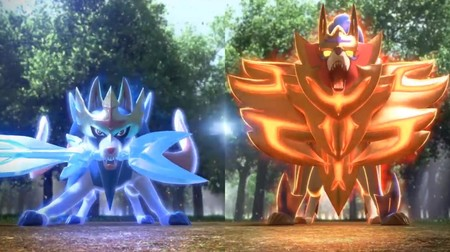 Pokémon Espada y Escudo - Zacian Zamacenta