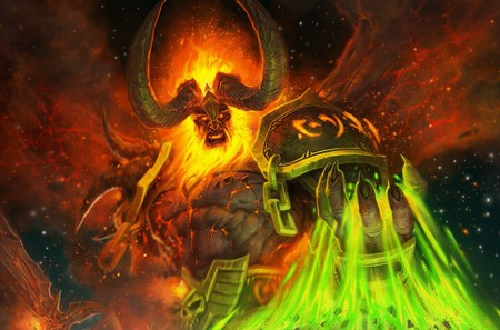 World Of Warcraft Sargeras