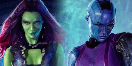 Gamora Nebula