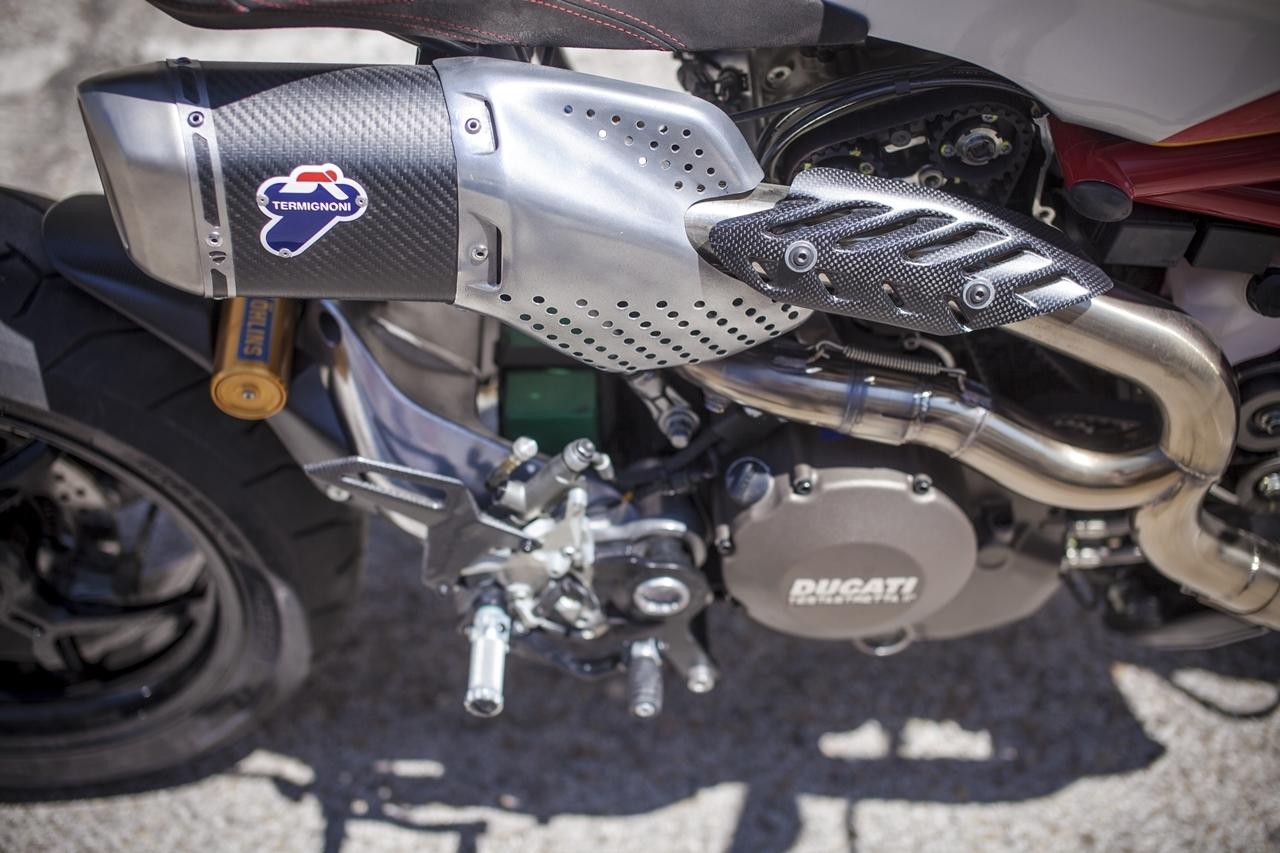 Foto de Ducati Monster 1200 - XTR Pepo Siluro (1/15)