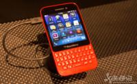 BlackBerry Q5, primeras impresiones