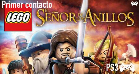 'LEGO: El señor de los anillos' para PS3: primer contacto