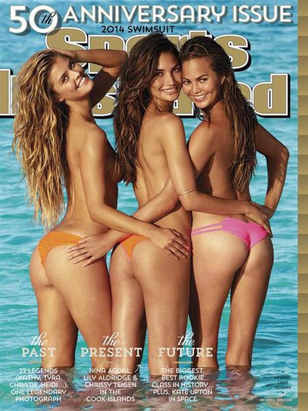 Las portadas 50 Aniversario de la revista Sport Illustrated, ¡porque la unión hace la fuerza!