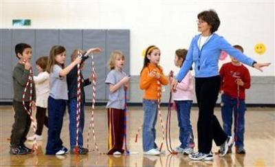 Actividad física sólo en el colegio, y sus consecuencias