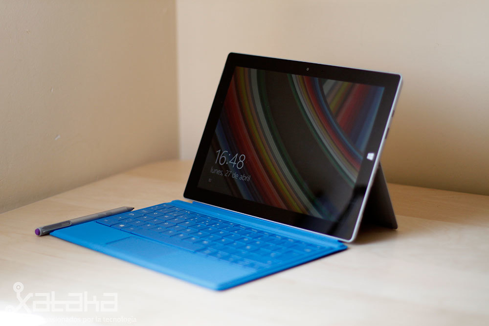 Foto de Microsoft Surface 3 (9/27)