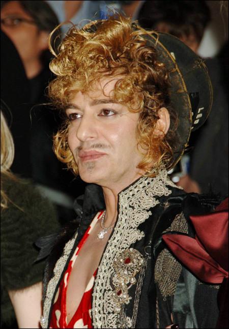2006 John Galliano look MET