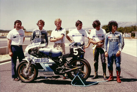 Yamaha 750 Cc