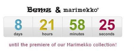 Diseños de Marimekko para las fundas de Bemz