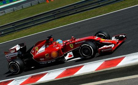 Fernando Alonso sigue abonado a la quinta posición