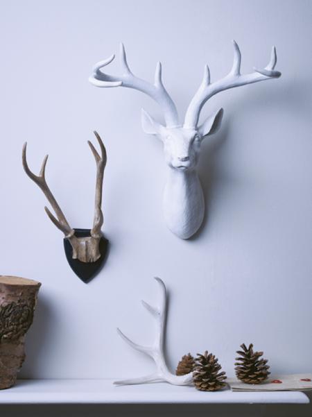 Llena tu casa de ciervos y renos en Navidad con estas cuatro ideas