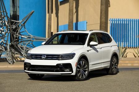 Volkswagen Tiguan 2018 estrena paquete R-Line