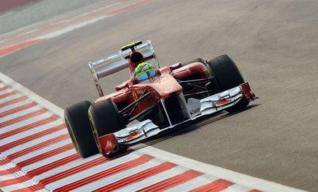 Felipe Massa, el más rápido en el estreno del Buddh International Circuit