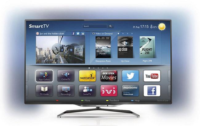 Las 13 aplicaciones que no pueden faltar en tu Smart TV