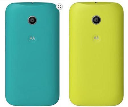 Motorola Moto E Colores