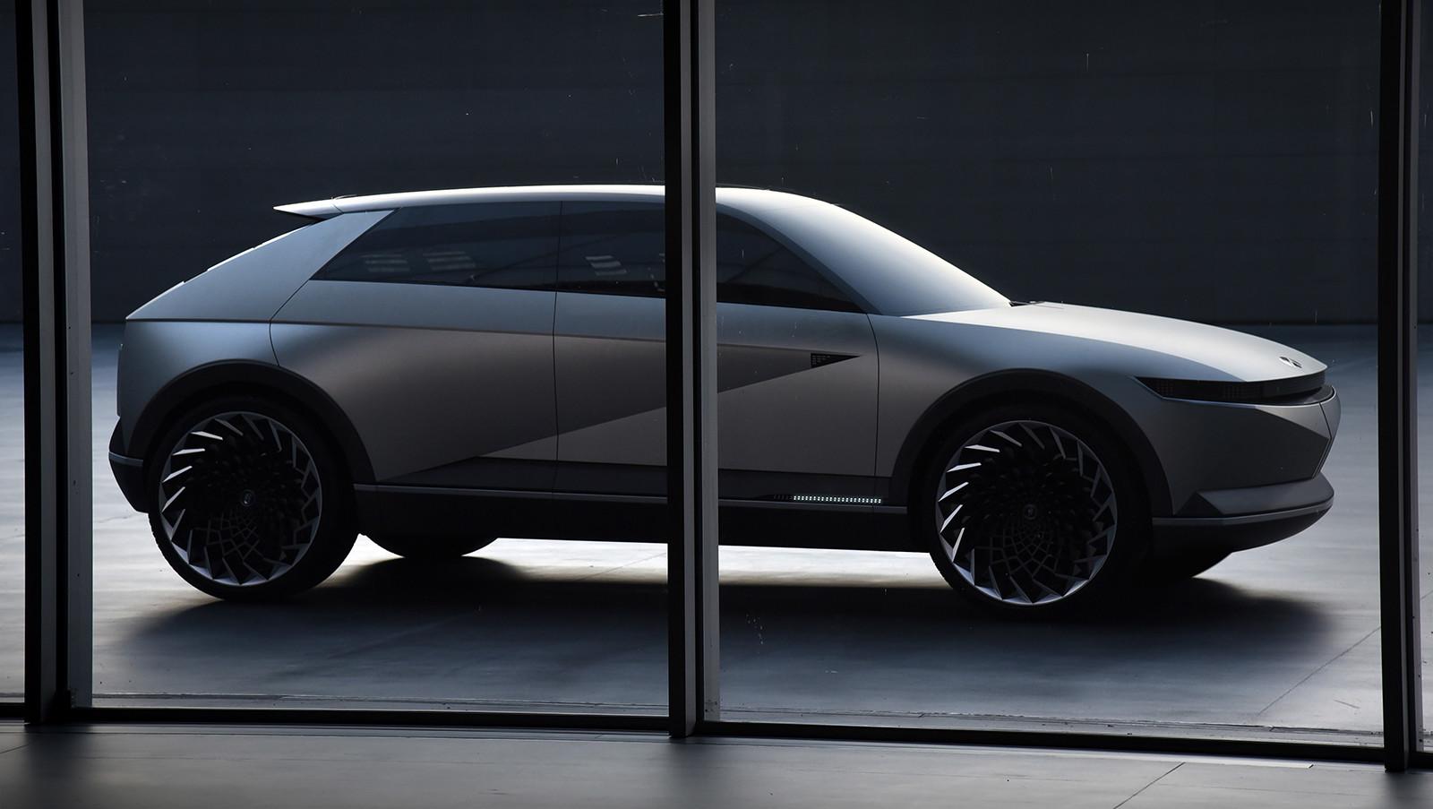 Foto de Hyundai 45 EV Concept (10/13)