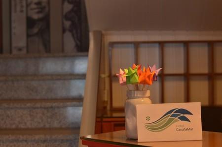 Antes y después: reciclaje, buen gusto y mucho cariño en la renovación del Hotel CoruñaMar
