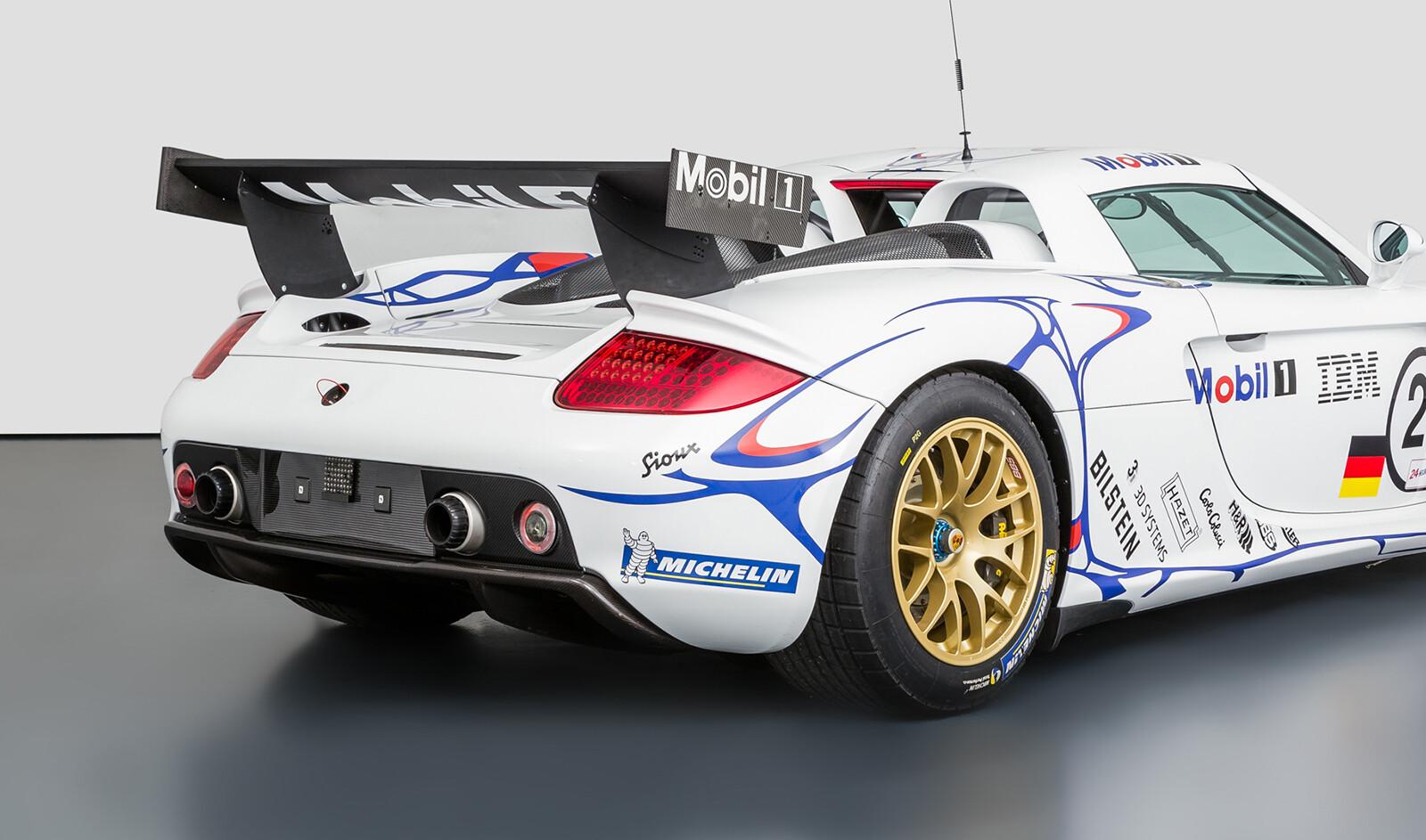Foto de Porsche Carrera GT-R (2005) (7/16)