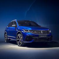 El Volkswagen Tiguan R y sus 320 hp ya están aquí para medirse al tú por tú con CUPRA Ateca