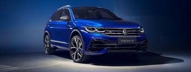El Volkswagen Tiguan R y sus 320 ya están aquí para medirse al tú por tú con CUPRA Ateca