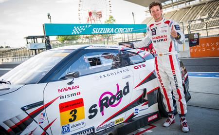 Lucas Ordóñez saldrá desde la segunda posición del GT300 en los 1000km de Suzuka