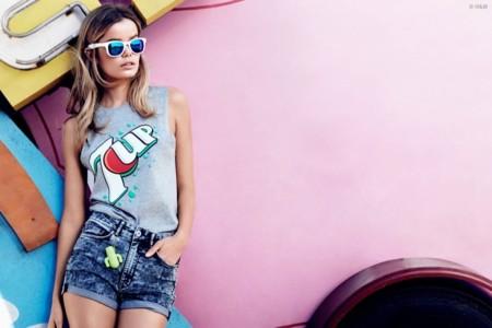 H&M da rienda suelta a los estampados en un nuevo catálogo que bien podría ser de Asos