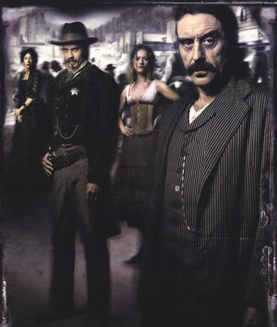 Deadwood finalizará en dos películas