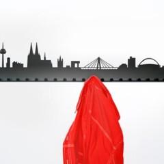 Foto 1 de 7 de la galería colgadores-inspirados-en-grandes-ciudades en Decoesfera
